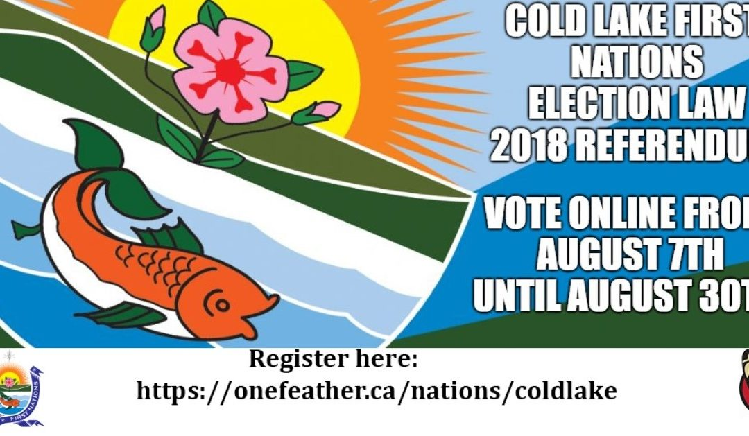 CLFN Community Ratification Vote – August 29-30, 2018