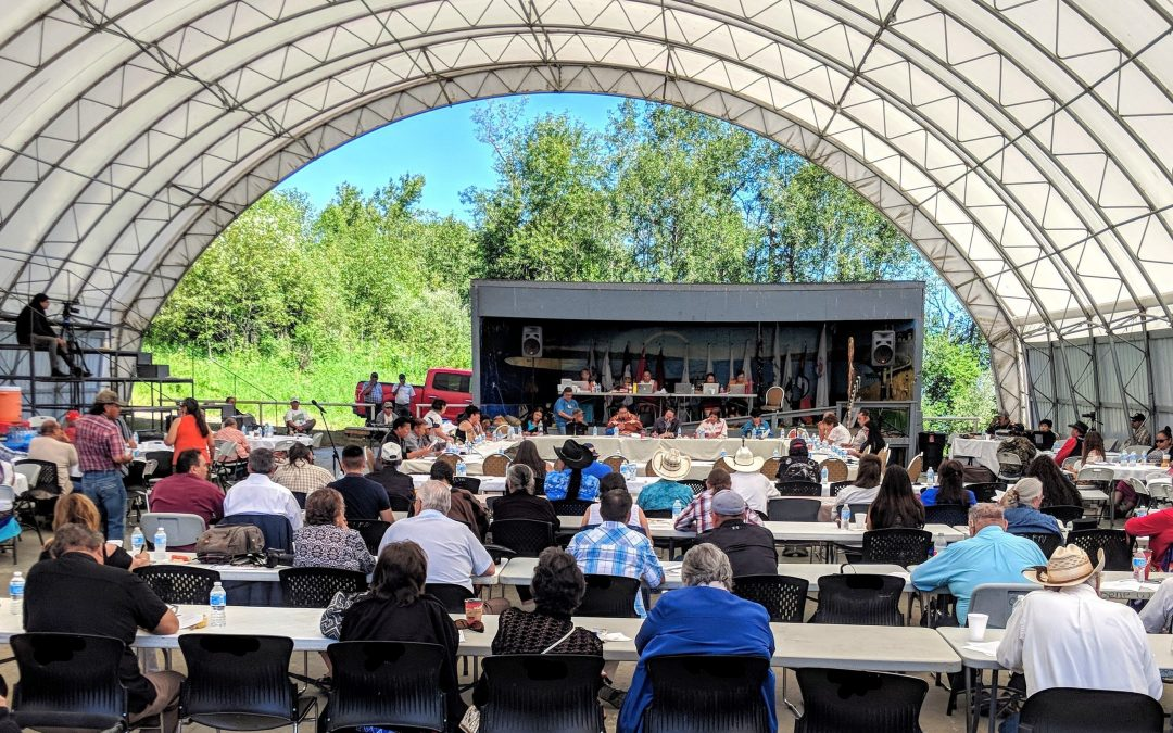 Cold Lake First Nations Hosts Treaty No. 6 Gathering