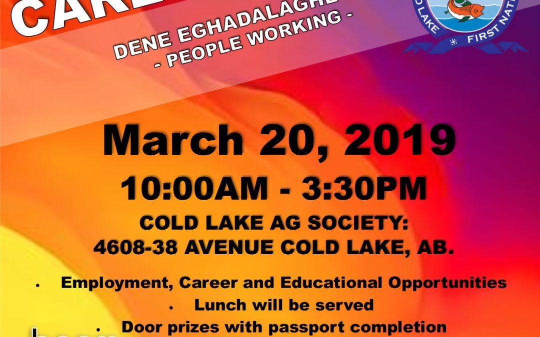 CLFN Career Fair- March 20, 2019